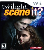 Scene It Twilight [Wii Game]